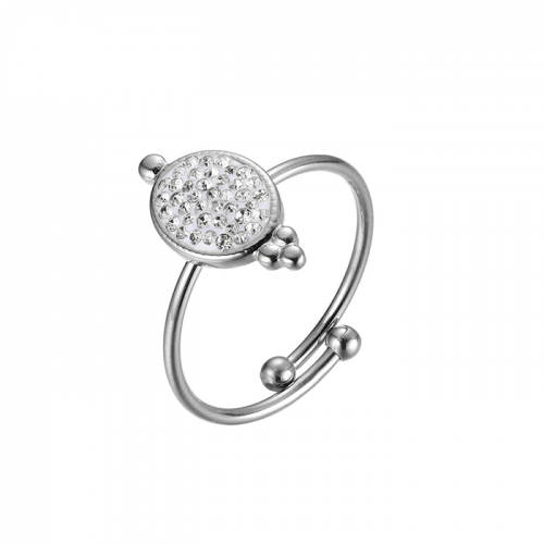 ring met diamantjes