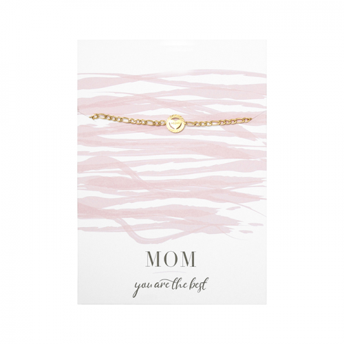 For Mom Armband - Goud