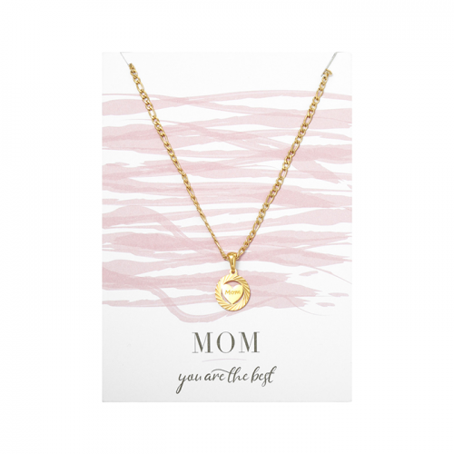 For Mom Ketting - Goud